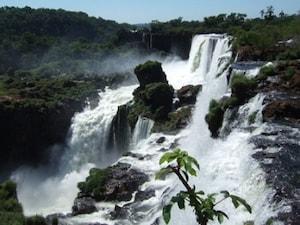 【ブラジル】イグアスの滝