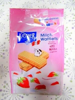 KASTNER ミルクチョコレートウエハース
