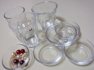 DURALEXのガラスウェア