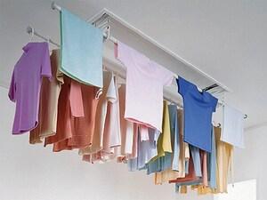 天井に設置するタイプのバー
