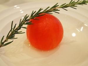 トマトのローズマリー風味