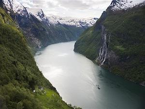 フィヨルドクルーズ(ノルウェー)