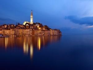 """""""ヨーロッパで最もロマンチックな街""""といわれる「ロヴィニ」"""