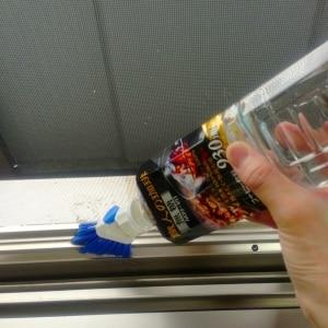 10位 ペットボトル専用窓枠お掃除ブラシ
