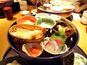 「音音 上野バンブーガーデン店」のバリエーション豊富なランチ
