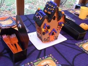 ハロウィン クッキーハウス