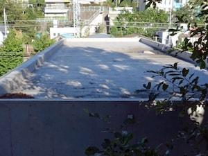平な「「陸屋根(りくやね・ろくやね)」