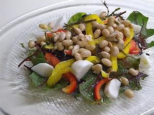 大豆のマリネサラダ