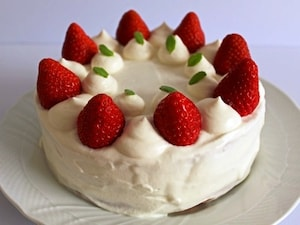 ケーキの王様ショートケーキ