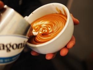 築地「Turret COFFEE」