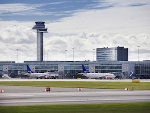 【スウェーデン】アーランダ空港