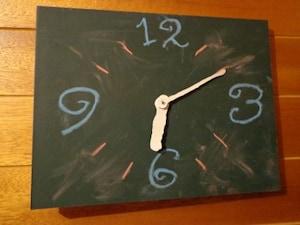 「部屋に合うおしゃれ時計」100均時計を簡単DIY
