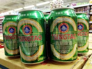 【中国】青島(チンタオ)ビール