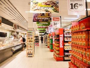 スーパーで可愛いパッケージデザイン探し!