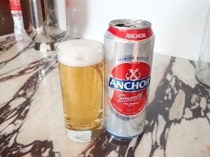 【シンガポール】アンカービール