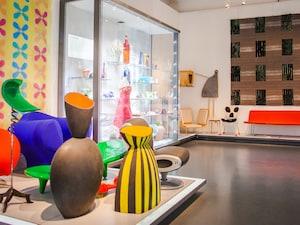 テキスタイル、食器、ファッション、家具が大量!北欧デザイン美術館