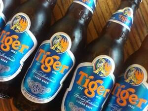 【シンガポール】タイガービール
