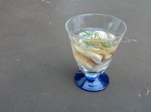 牡蠣のバノックバーン