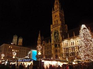 南ドイツ最大! ミュンヘンのクリスマス市