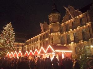 「ドイツの日本」 デュッセルドルフのクリスマス市