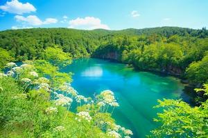 【クロアチア】プリトヴィッツェの大自然に癒される