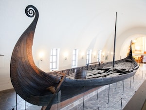 歴史好きにおすすめ、ヴァイキング船博物館