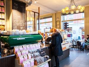 オスロ市民の「近所のおいしいコーヒー屋さん」、カッフェブレネリーエ