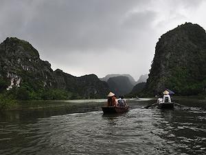 【ベトナム】ニンビン省