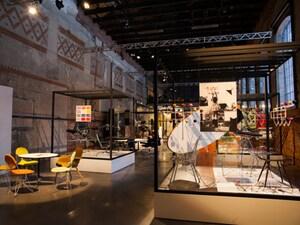 無料で展示を開催、デザインセンター「ドガ」