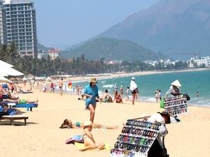 ニャチャンビーチ(ベトナム)