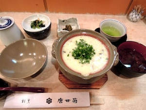 唐井筒(すっぽん料理)