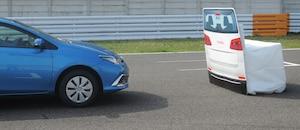トヨタ・セーフティセンスCを実際にテスト
