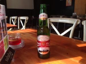 【インドネシア】バリハイビール