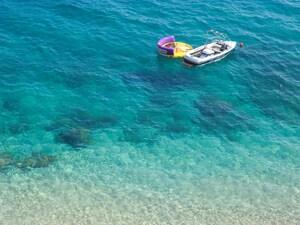 【クロアチア】バチュビツェ・ビーチ