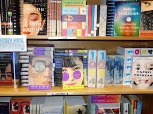 Powell's City of Books パウエルズ・シティ・オブ・ブックス