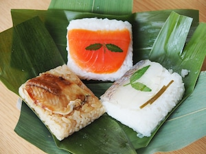 金沢の郷土料理「笹寿司」