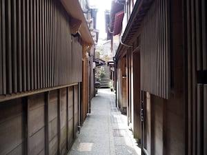 金沢:古都を「自転車でまわる旅」