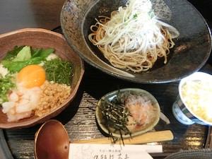 「九頭竜蕎麦」の涼風七福蕎麦 / 神楽坂