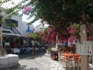 【ミコノス島(ギリシャ)】パラダイスビーチ