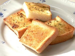 活用法その3:シーズニングトースト