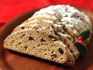 クリスマスだけじゃもったいない! ドイツのお菓子・シュトーレン