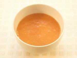 じゃがいもとにんじんのまろやかスープ