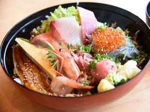 鎌倉・江の島で食べられる絶品しらす丼