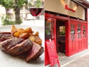 パリと同じ味!熟成肉ビストロ「ル・セヴェロ」【西麻布】