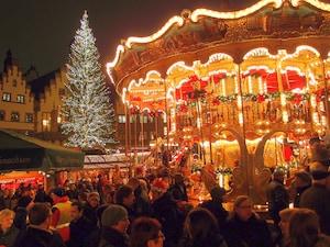 ドイツの空の玄関口!フランクフルトのクリスマスマーケット
