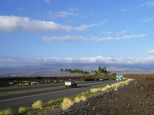 ハワイ島のタクシー&レンタカー
