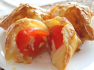 まるごとトマトパイ