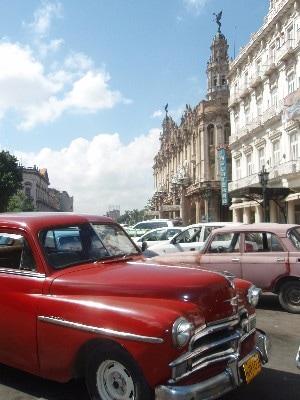 【キューバ】ハバナ