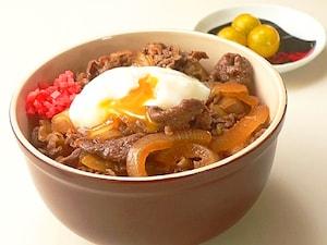 牛丼屋の味を家庭で簡単再現!牛丼