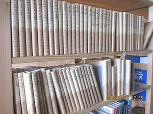 「ブックカバーで統一感を」書店で貰えるアレで一工夫
